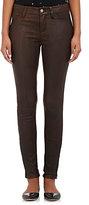 L'Agence Women's Aurelie Leather Leggings