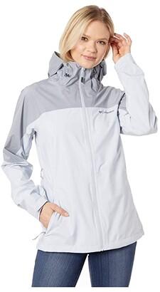 Columbia Evolution Valleytm II Jacket (Cirrus Grey/Tradewinds Grey Heather) Women's Coat