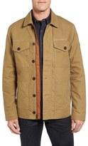 Timberland Men's Mt. Davis Waxed Canvas Chore Jacket