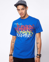 The Hundreds Vs The Seventh Letter Collab T-shirt