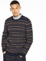 Selected Knitted Monrad Crew Neck Jumper