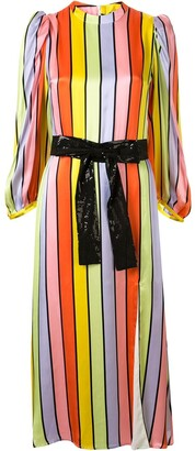 Olivia Rubin Seraphina resort stripe dress