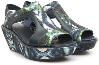 Camper Damas Mid Wedge