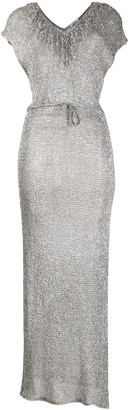 P.A.R.O.S.H. Knitted Long Dress