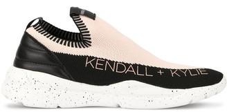 KENDALL + KYLIE Sock-Style Sneakers