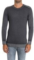 BOB Strollers Men's Grey Wool Sweater.