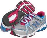 New Balance KV689Y (Little Kid/Big Kid) (Pink/Blue) - Footwear