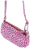 Peppercorn Kids Leopard Print Purse - Natural Brown-One Size