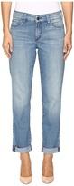 NYDJ Jessica Relaxed Boyfriend in Jet Stream Women's Jeans