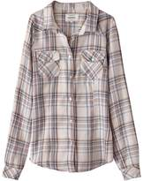 Kaporal 5 Checked Cotton Shirt