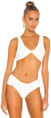 Devon Windsor Scarlett Bikini Top