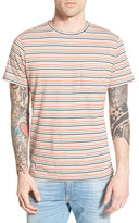 NATIVE YOUTH Stripe Pocket T-Shirt