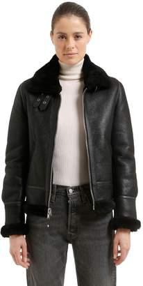 Schott Lcw 1257 Leather Aviator Jacket