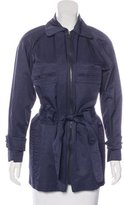Chanel Sport Belted Trench Coat w/ Tags