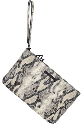 Kelly Wynne Risky Biz Convertible Leather Wristlet