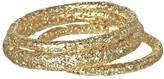 Kendra Scott Lucca Bangle Bracelets in Gold