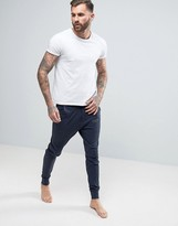 Jack and Jones Cuffed Joggers In Slim Fit