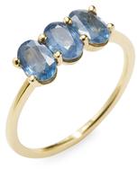 Ila Faraday Sapphire Ring