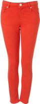 Petite MOTO Red Jamie Ultimate Skinny Jeans