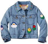 Girls Best Friends Jean Jacket