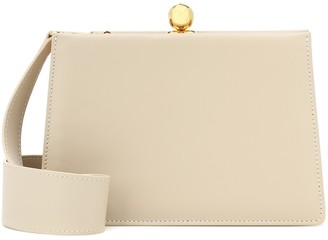 Ratio et Motus Twin Mini leather shoulder bag