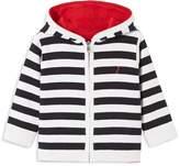 Jacadi Boys' Reversible Striped Jacket