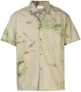 John Elliott Printed Bowling Shirt