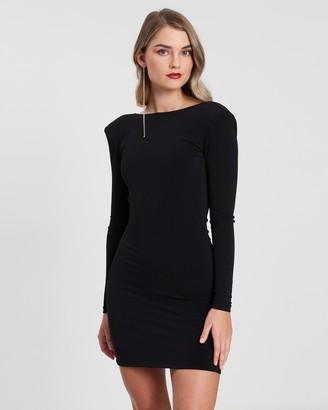 Nookie Illegal Long Sleeve Mini Dress