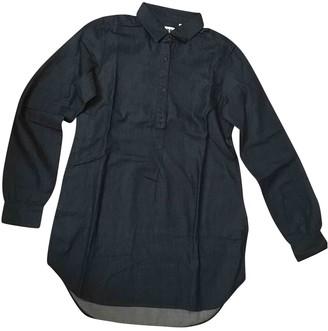 Uniqlo Blue Denim - Jeans Top for Women