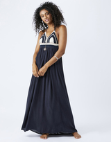 Accessorize Crochet Top Maxi Dress