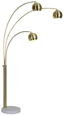 Furniture Ren Wil Dorset Arc Floor Lamp