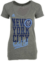 adidas Women's New York City FC Inside The Lines T-Shirt