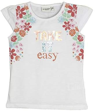 Salt&Pepper Salt and Pepper Girl's T-Shirt Sunny Day Print Blumen