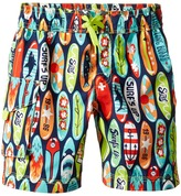 Hatley Surfboards Boardshorts Boy's Swimwear