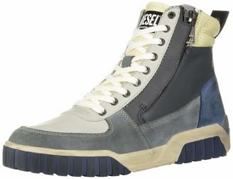 Diesel Men's LE RUA S-RUA MID Shoe