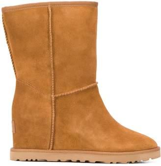 UGG concealed wedge heel boots