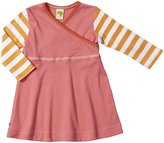 Kiwi Jumper Dress (Baby) - Pink Solid-18-24 Months