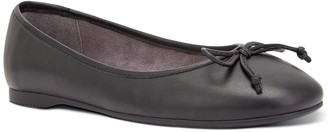 Me Too Hilly Leather Ballet Flat