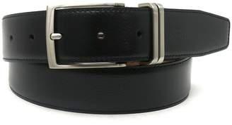 Geoffrey Beene Men's Comfort Stretch Leather Belt