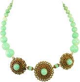 One Kings Lane Vintage 1920s Czech Peking Glass Necklace