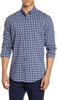 Nordstrom Tech-Smart Regular Fit Check Button-Down Shirt