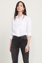 Dynamite Button-Up Tunic with Cuff Detail