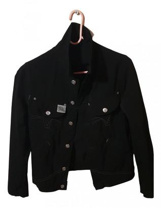 Marithé + François Girbaud Marithe & Francois Black Polyester Jackets