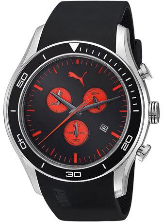 Puma 'Ride' Chronograph Watch, 48mm