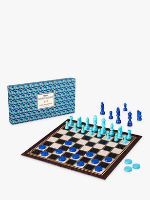 Ridleys Chess & Checkers Game