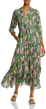 Banjanan Brenda Printed Maxi Dress