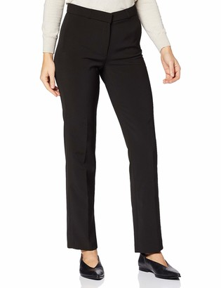 Damart Women's Pantalon Perfect Fit Coupe City Trousers