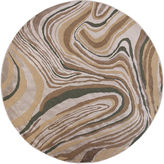 Kas Donny Osmond Timeless by Wood Grains Round Rug