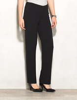 dressbarn roz&ALI Signature Fit Bi-Stretch Straight Pants