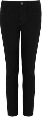 Current/Elliott The Original black skinny jeans